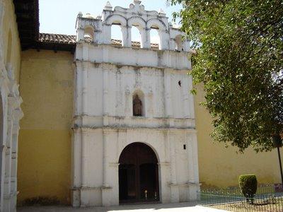 Templo de el Carmen, Chiapas