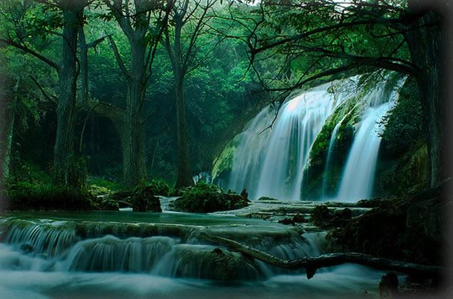 Cascadas El Chiflón, Chiapas