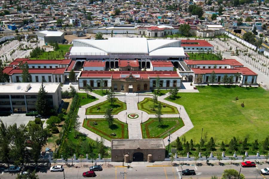 Centro Cultural y de Convenciones Bicentenario, Durango