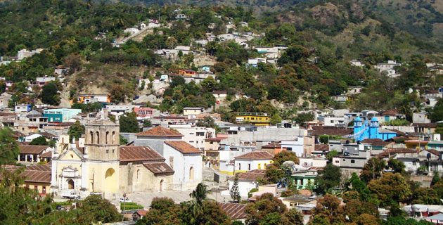 Copainalá, Chiapas