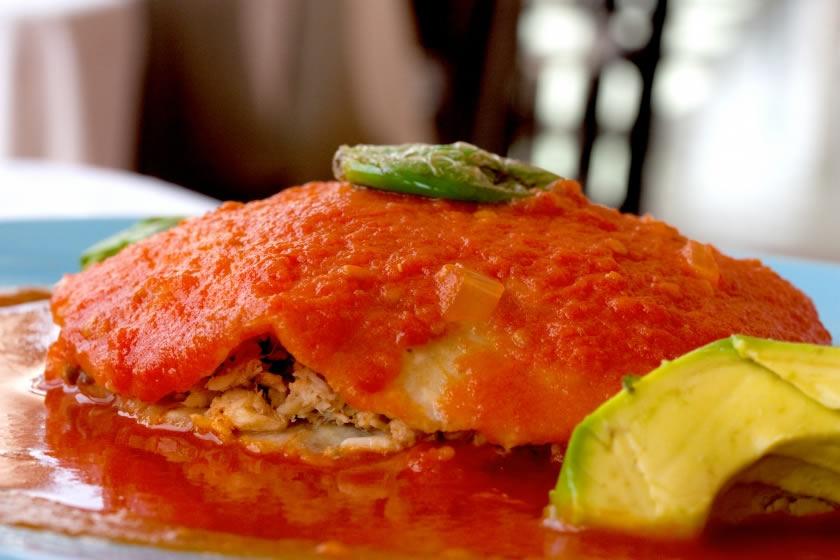 Gastronomía en Campeche