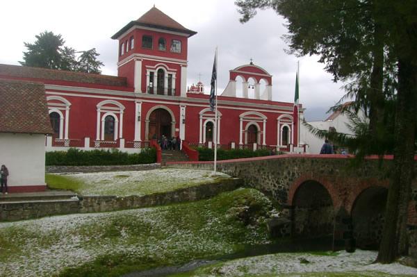 Hacienda Panoaya, Estado de México