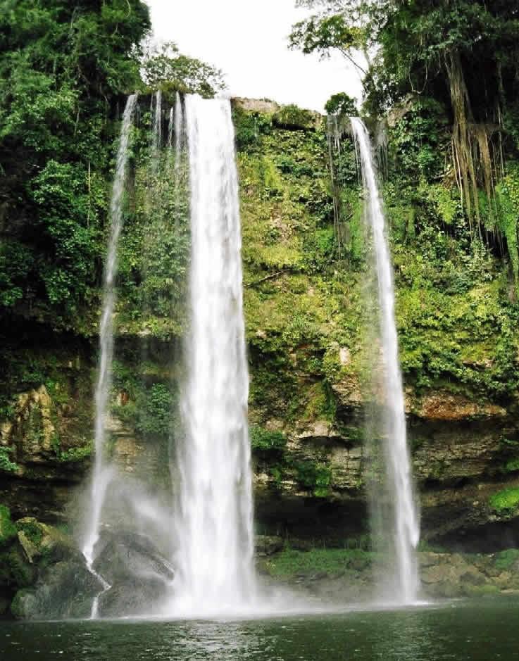 Misol Ha, Chiapas