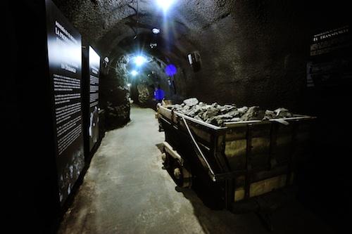 Museo Túnel de Minería, Durango