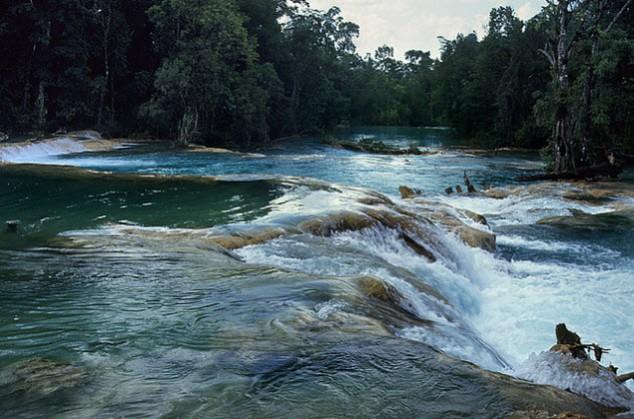 Rutas Ecoturísticas por Chiapas