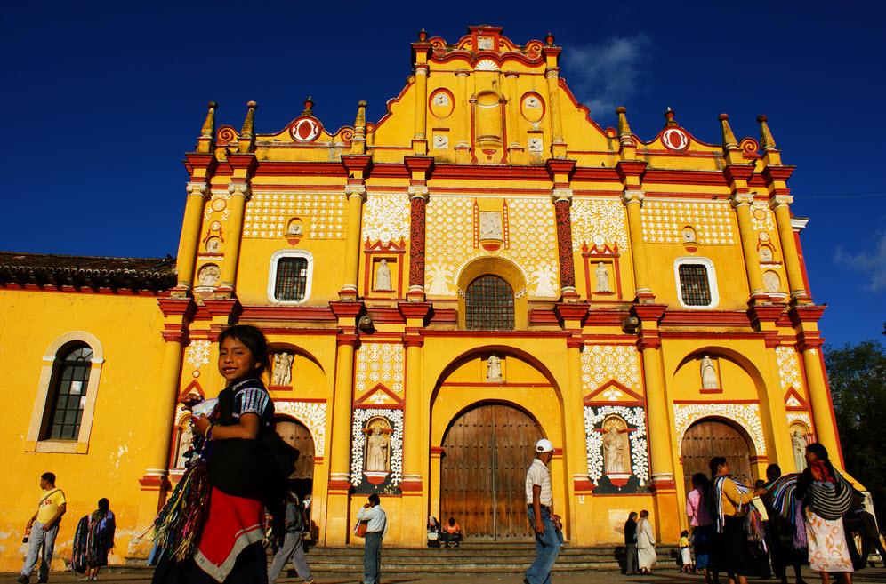 Sitios Turísticos en Chiapas