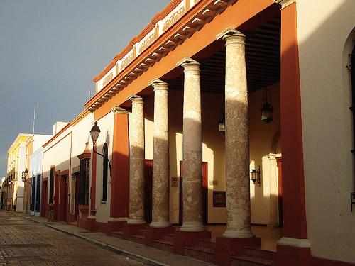 teatro francisco de paula toro, campeche