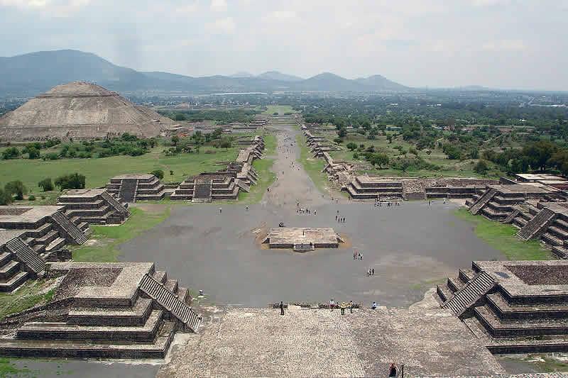 Teotihuacan, Estado de México