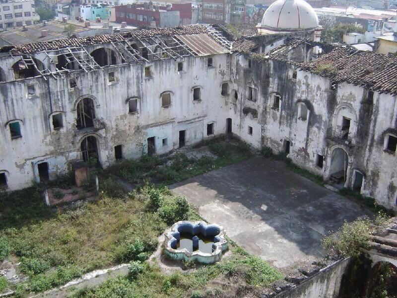 Ex Convento de San José de Gracia, Veracruz