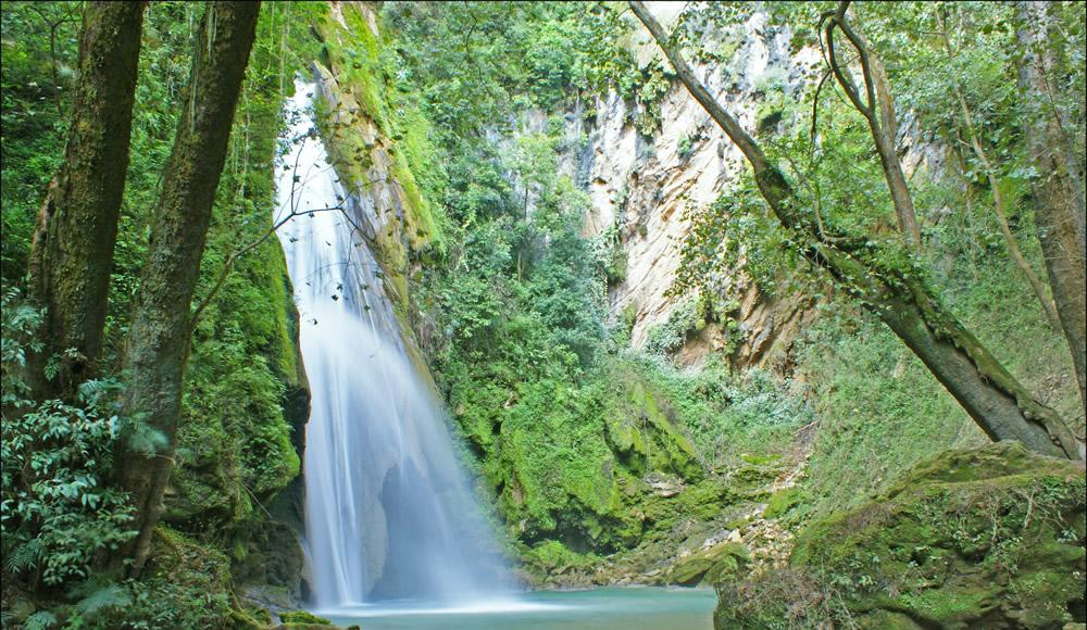 Cascadas en Querétaro