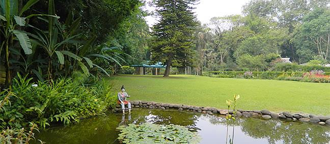 Jardín Botánico Clavijero, Veracruz