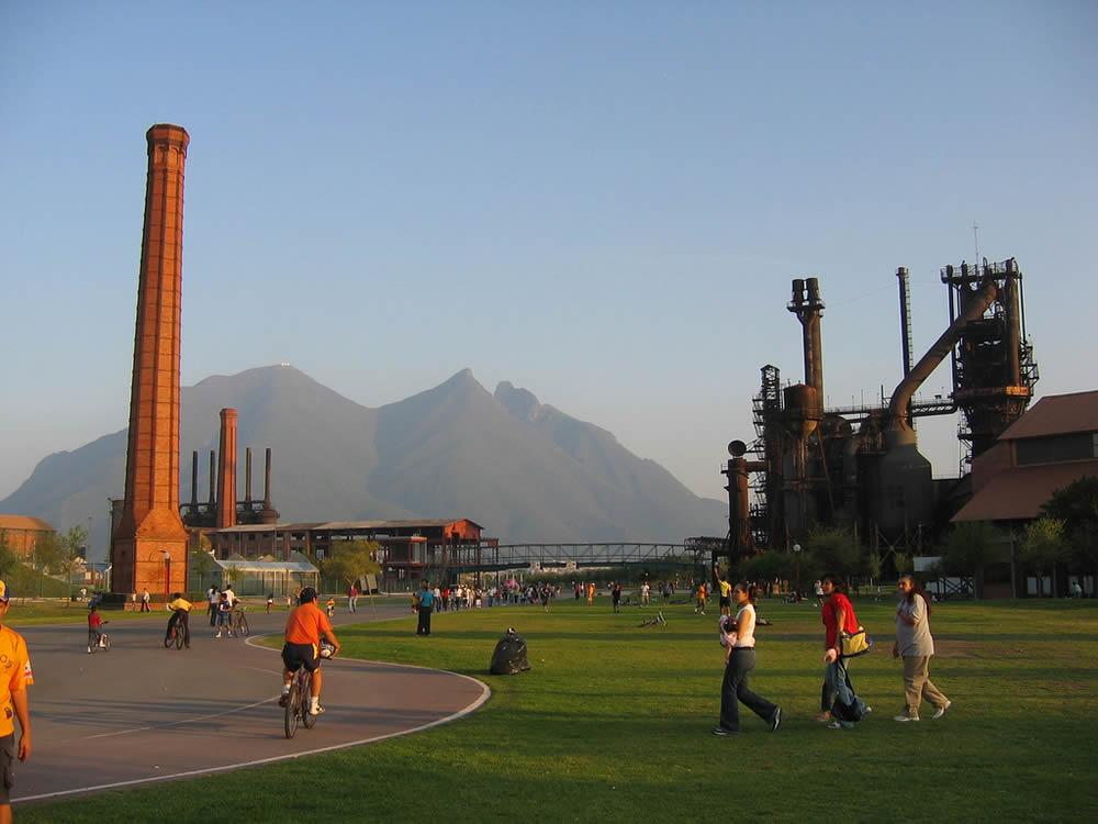 Parque Fundidora, Nuevo León