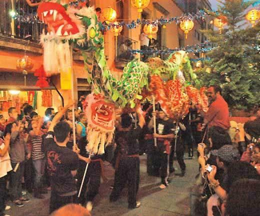 Año Nuevo Chino, Ciudad de México