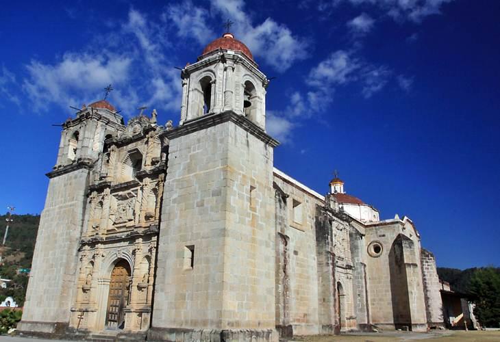 Templo de Santo Tomás Apóstol, Oaxaca