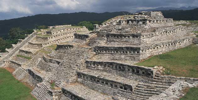 Sitios Arqueológicos en Puebla