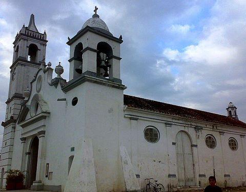 Templo de San Miguel Arcángel, Veracruz