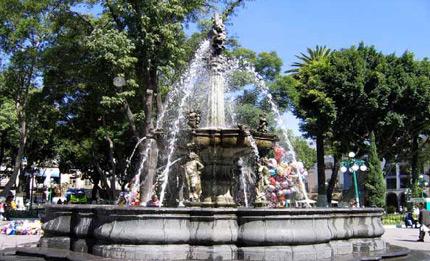 Plaza de Armas, Puebla