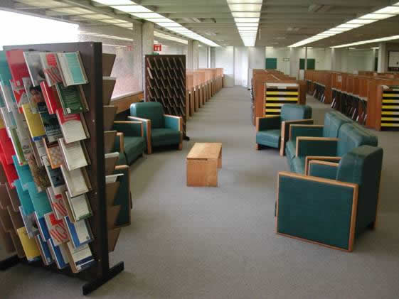 Biblioteca Daniel Cosío Villegas de el Colegio de México, Ciudad de México