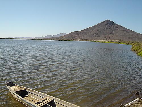 Laguna del Caimanero, Sinaloa