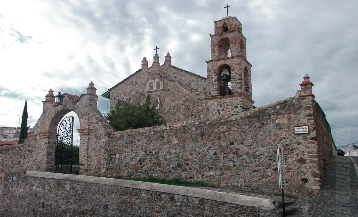 Capilla de la Santísima Trinidad, Guerrero