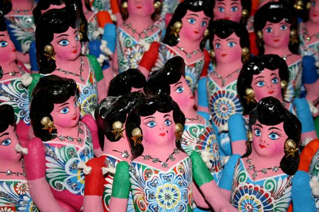 Muñecos de Cartón, Guanajuato