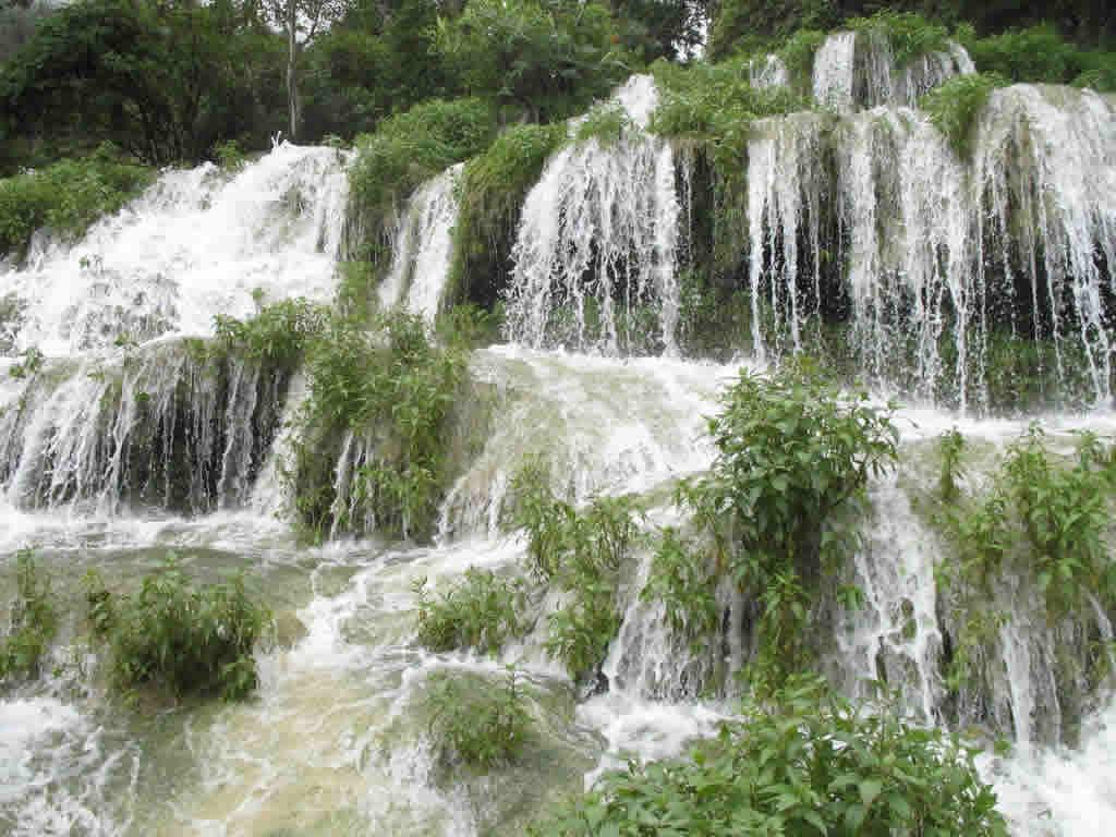 Cascadas de Guerrero