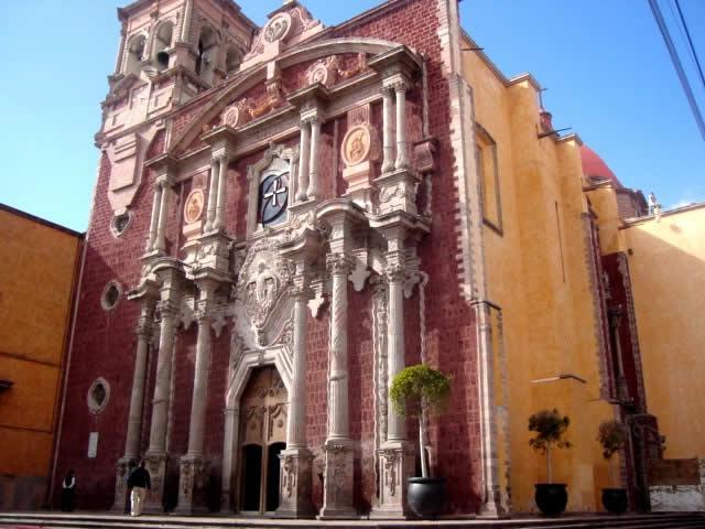 Catedral, Querétaro
