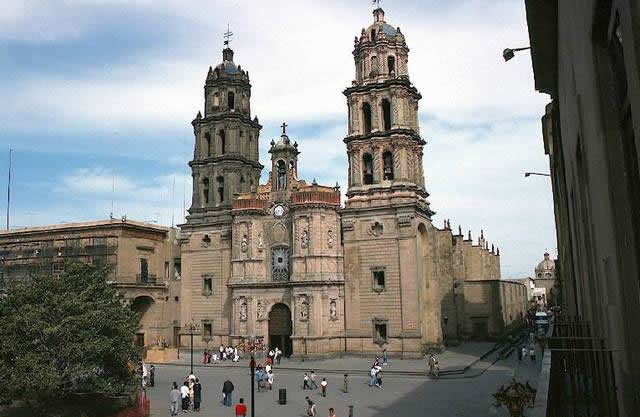 Catedral, San Luis Potosí
