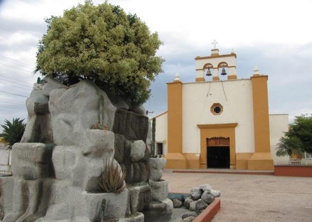 Templo de San Ignacio Choix, Sinaloa