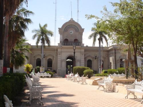 Palacio Municipal (Concordia), Sinaloa