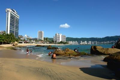 Playa Condesa, Guerrero