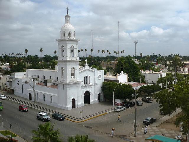 Templo del Sagrado Corazón, Sinaloa