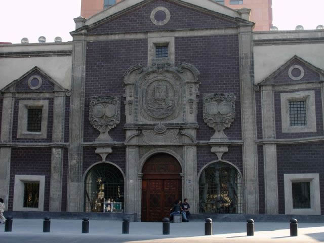 Antiguo Colegio de San Ildefonso, Ciudad de México