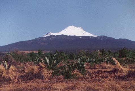 Montañismo en La Malinche, Tlaxcala