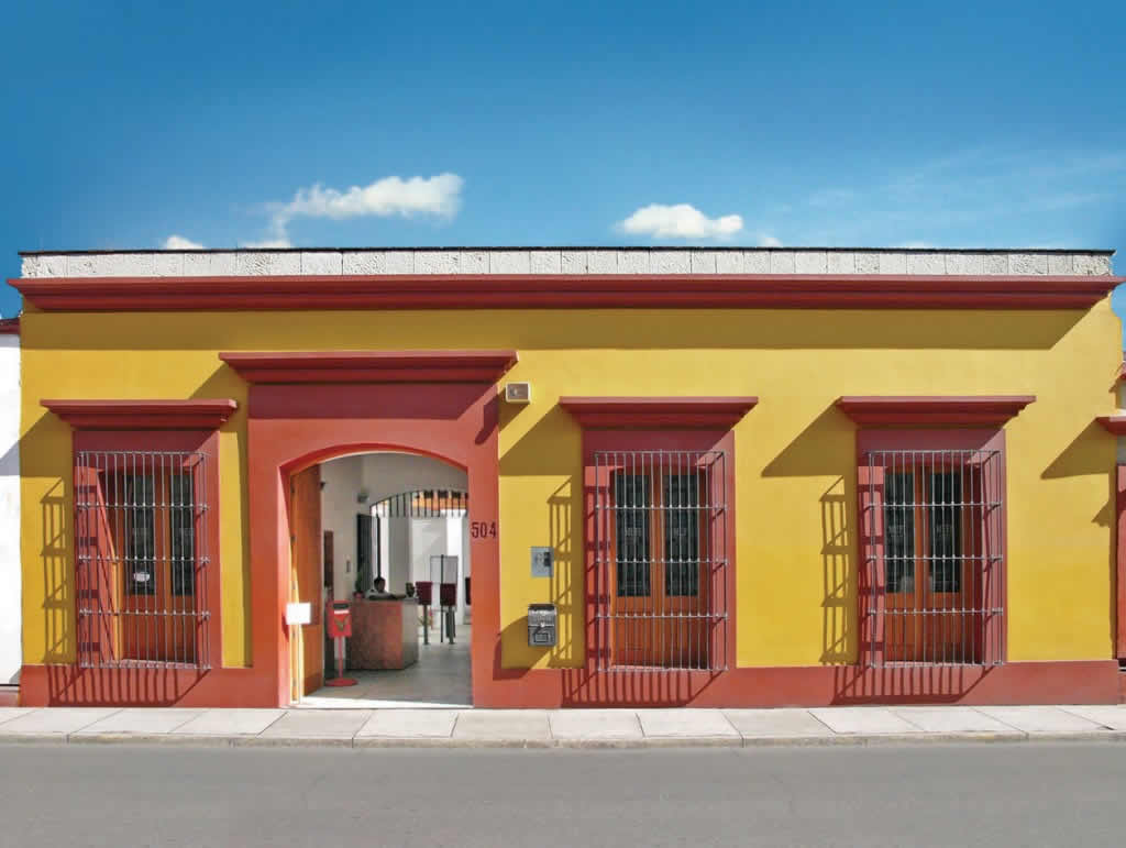 Museo de Filatelía, Oaxaca