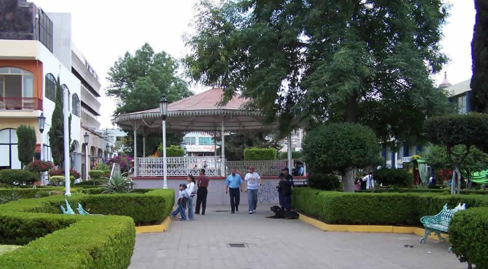 Ruta por el Corredor de los Cuatro Elementos, Hidalgo