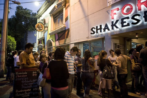 Foro Shakespeare, Ciudad de México