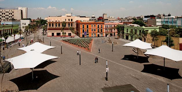 Barrio Mágico Garibaldi, Ciudad de México