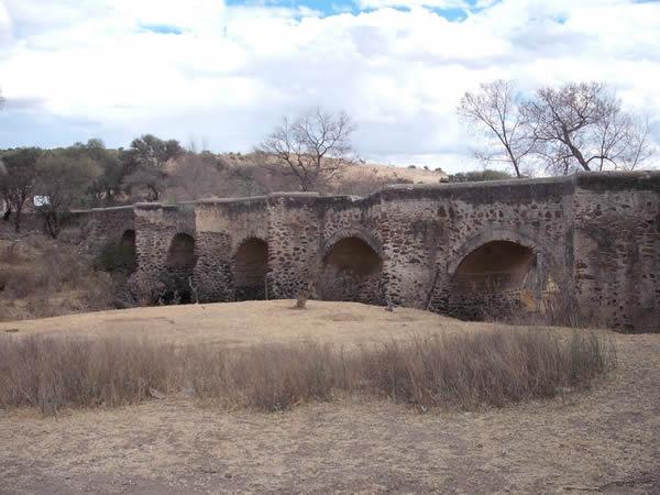 Camino Real de Tierra Adentro en Guanajuato