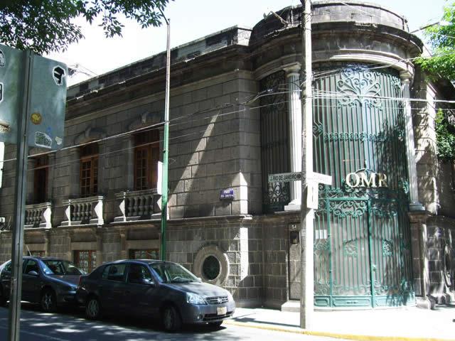 Galería OMR, Ciudad de México
