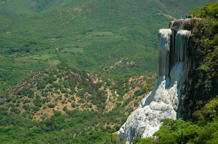Cascadas de Hierve el Agua, Oaxaca