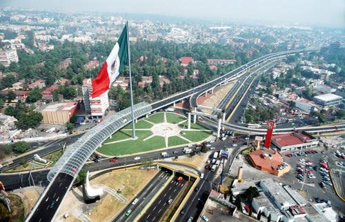 Historia de la Delegación Magdalena Contreras, Ciudad de México