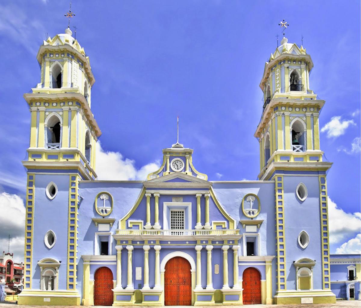Parroquia de la Inmaculada Concepción, Veracruz