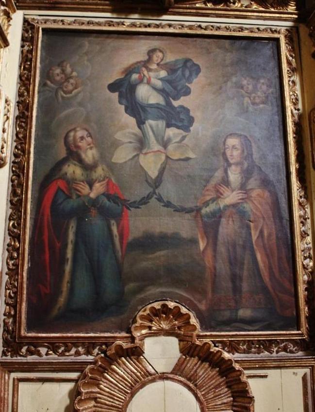 Parroquia de la Inmaculada Concepción, Tlaxcala