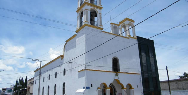 Templo de San Miguel Arcángel, Tlaxcala