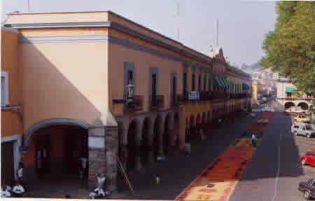 Casa del Ayuntamiento, Tlaxcala