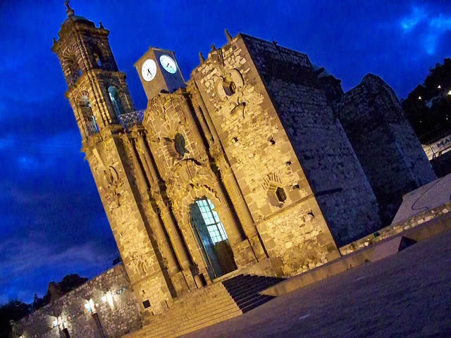 Templo de San Juan Bautista, Tlaxcala