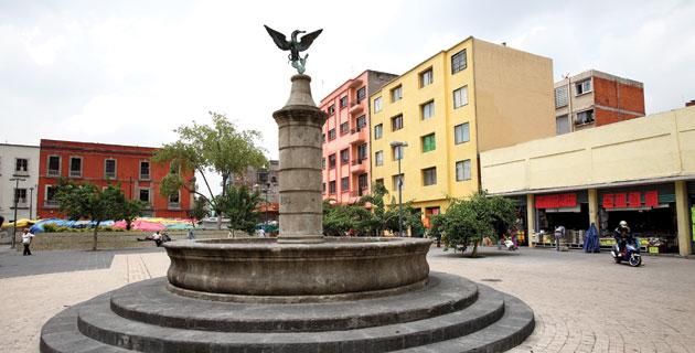 Barrio Mágico La Merced, Ciudad de México