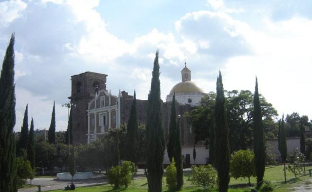 Templo y Ex Convento de San Francisco (Tepeyanco), Tlaxcala