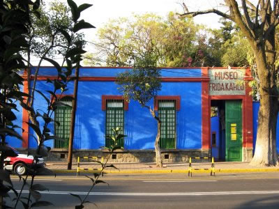 Museo Frida Kahlo, Ciudad de México